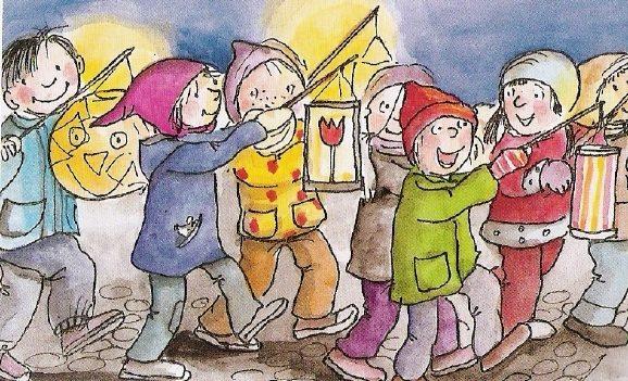 Laternenfest Kinderkrippe